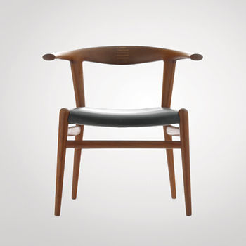 Hans-wegner-bull-chair