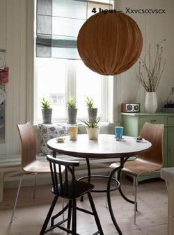 Lisbeth table in kitchen