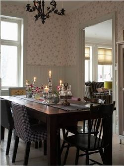 Lisbeth's dining room