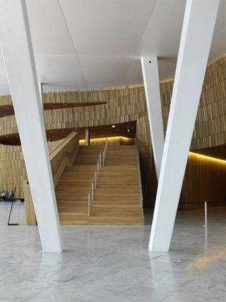 Oslo Operahouse inside