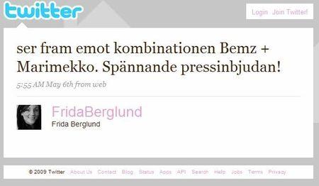 Tweet Frida