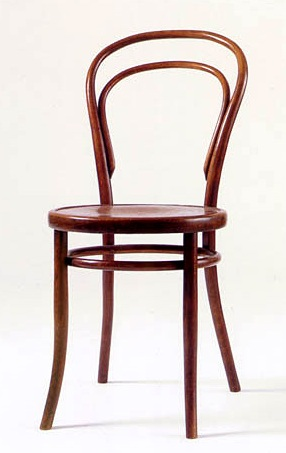 sc 1 th 283 & Thonet Bentwood Chair