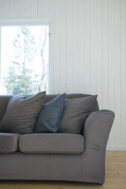 Sofa bed chenille