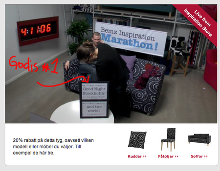 svensk sexcam nackmassage kudde