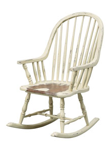 Rocking chairs - which would you choose? - It\'s a cover-up