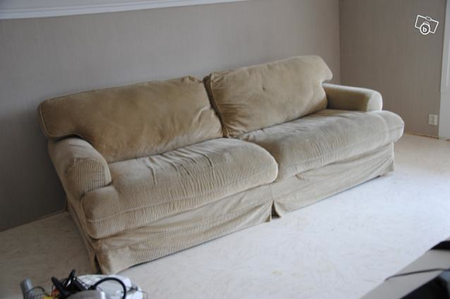 That S Maria Ekeskog Sofa When It Was Looking For A New Home And Second Chance