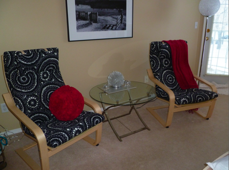 And Hereu0027s What The Customer Had To Say: My New Chair Covers For My Poang  Chairs Arrived, And I Am THRILLED With Them! The Quality And Workmanship  Greatly ...