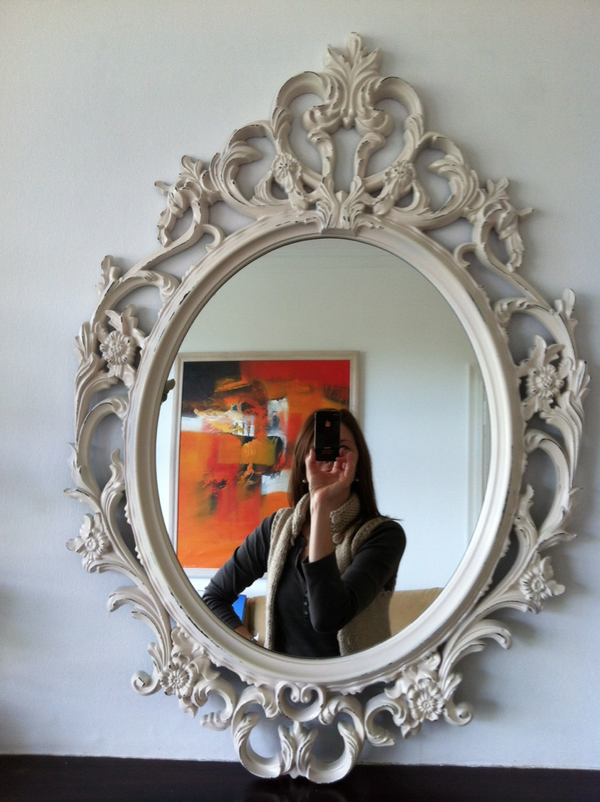 Design-It-Yourself: IKEA Ung Drill Mirror - It\'s a cover-up