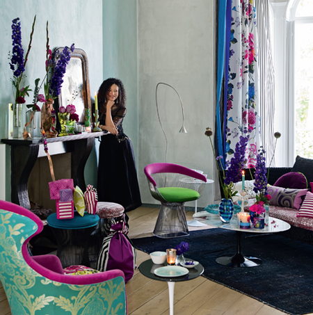 If You Like What You See And Would Like To Emulate Tricia, Choose From A  Variety Of Fabrics From The Designers Guild Collections At Bemz.