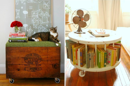 Design*Sponge at Home upcycling