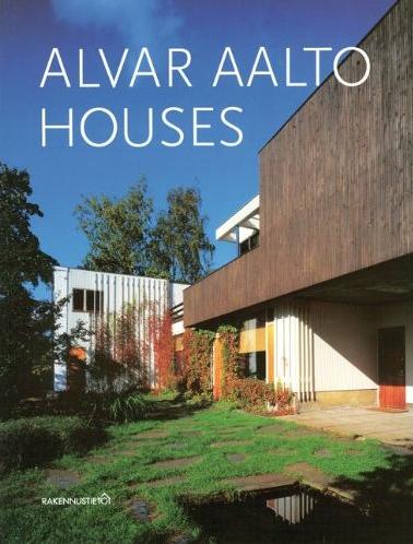 Alvar Aalto Houses bookcover