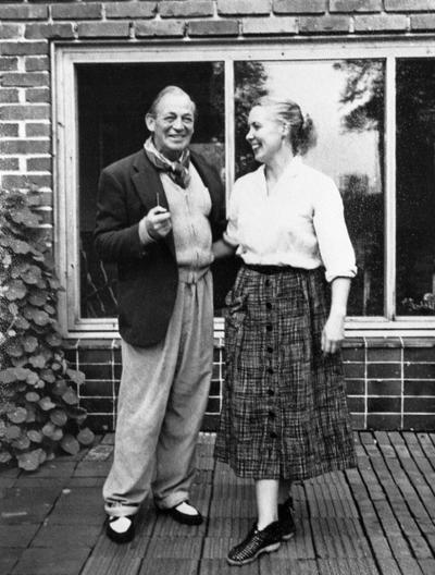 Alvar and Elissa Aalto