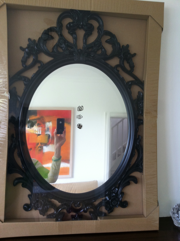 Design It Yourself Ikea Ung Drill Mirror It S A Cover Up