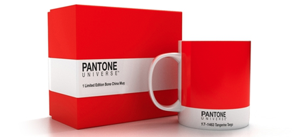 Pantone's Tangerine Tango