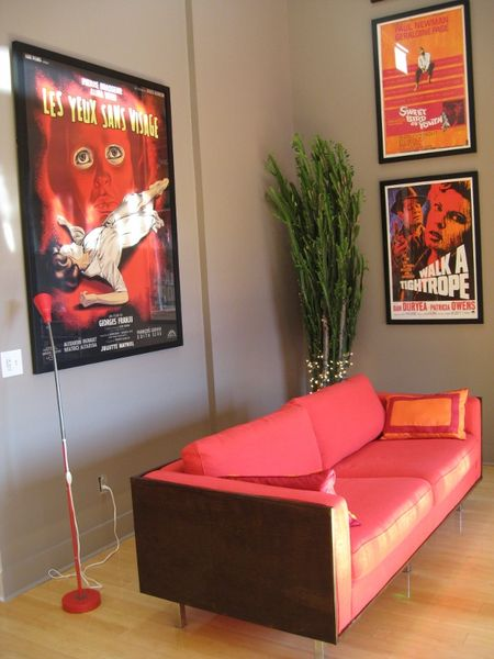 Hacked Karlstad sofa