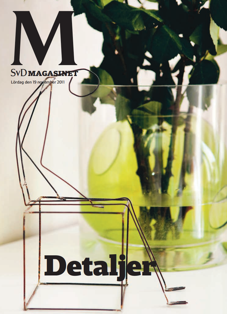 SvD Magazine cover
