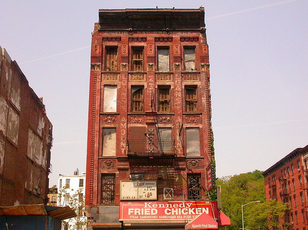 Urban decay NYC