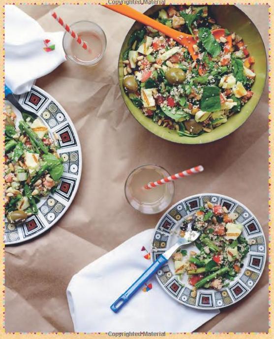 Michelle's couscous salad