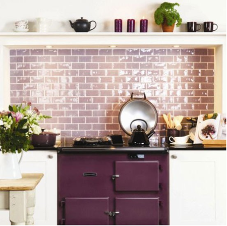 AGA Mulberry via HOMES&GARDENS