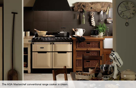 AGA cream from their conventional range