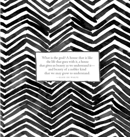 A look inside the book. Petite Zig Zag by Alan Cambell