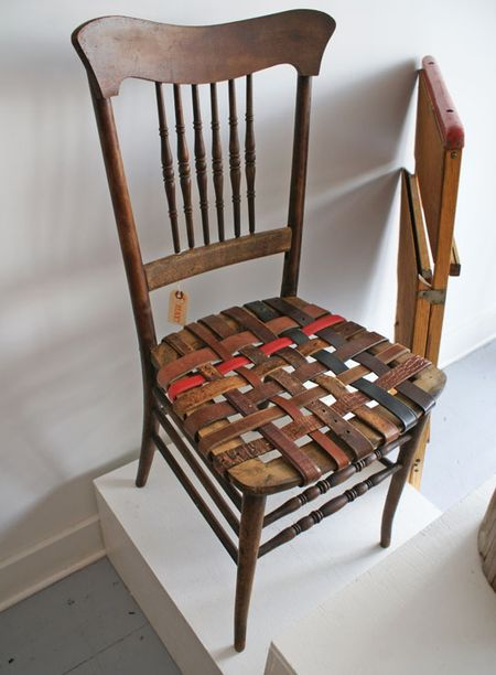 Blake Sloane's Belted Chair
