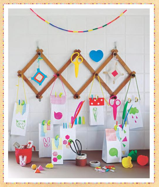 Amazingly cute gift bags