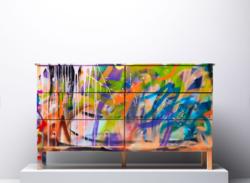 Graffiti inspired