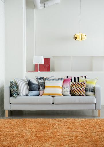 Bemz Artist Series cushion covers