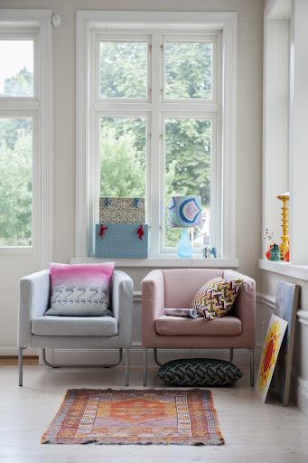 Peachy Enter The Fold Soderhamn Mellby Bemz Artist Series Beutiful Home Inspiration Cosmmahrainfo