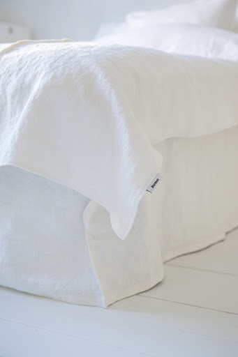 White bedding from Bemz