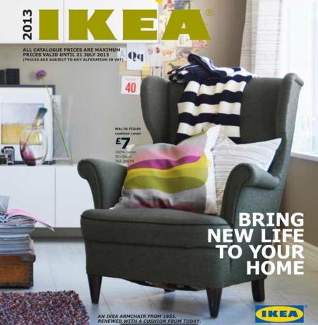 Ikea Catalogue 2013
