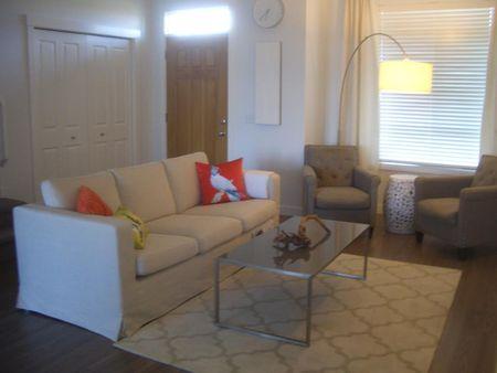 Karlanda sofa in new Sand Beige Belgian Linen Blend sofa cover from Bemz