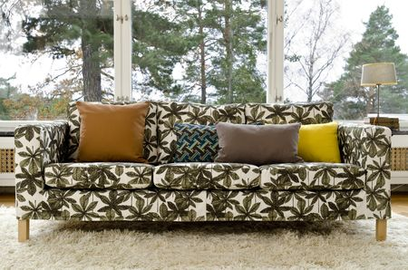 Bemz cover for Karlanda sofa, in Hästkastanj, design Viola Gråsten, by Bemz