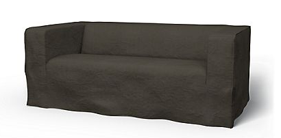Klippan sofa cover in a Loose Fit Urban cover from Bemz