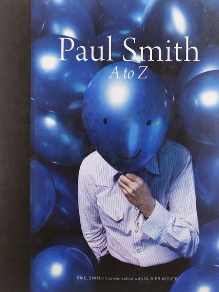 Paul Smith A to Z cover