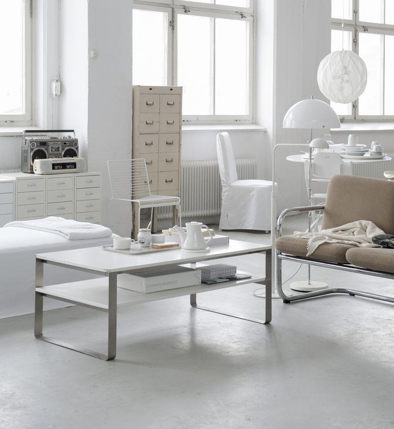 Stockholm White 8