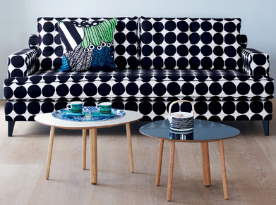 Pienet Kivet by Marimekko from the Bemz Designer Collection