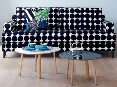 Pienet Kivet by Marimekko from the Bemz Designer Collection
