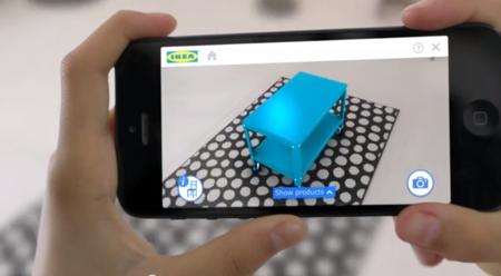 IKEA Augmented Reality 2