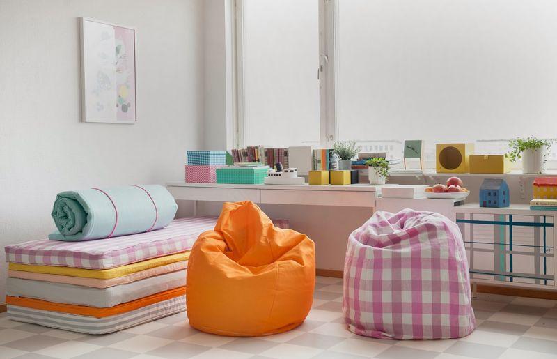 Bean Bags Mattress And Mattress Topper Covers