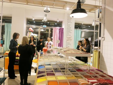 Bloggers Tour in Bemz Inspiration Store_2014